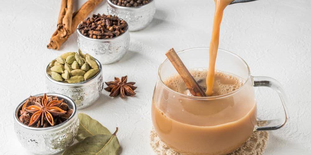 chai latte have caffeine